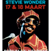 Den Bosch zingt… Stevie Wonder in Podium Azijnfabriek