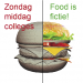Zondagmiddag colleges Food is fictie