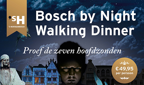 Bosch by Night Walking Dinner