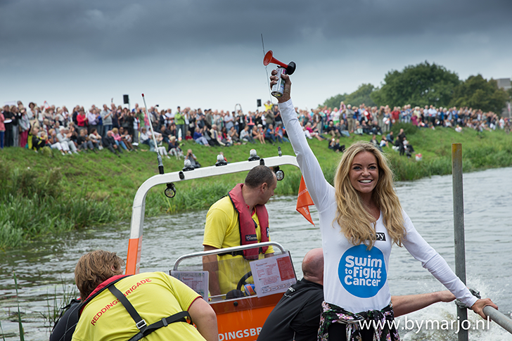 Inschrijving Bossche Swim to Fight Cancer geopend!
